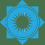 KMS Logo Blue symbol (knockout) (Hi Res)